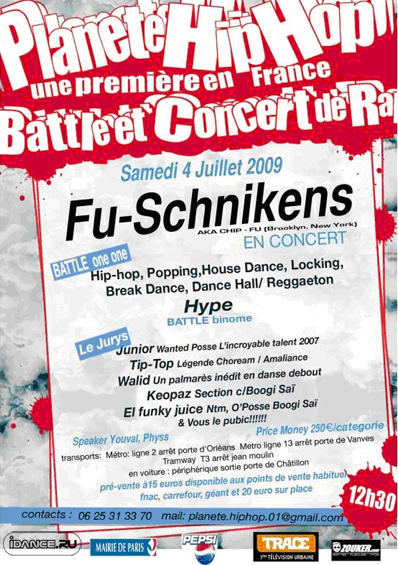 Planete Hip-Hop Battle